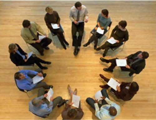 Набор в Группы профессионального развития (ГПР)